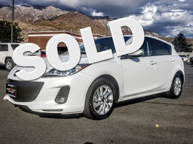 2013 Mazda Mazda3 i Grand Touring LINDON, UT