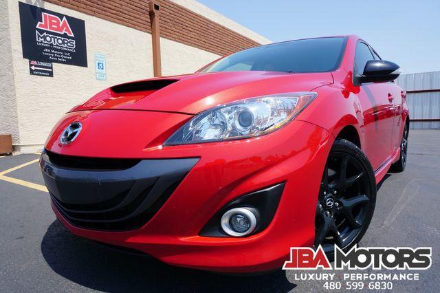 2013 Mazda Mazda3 3 Speed Mazdaspeed3 Touring