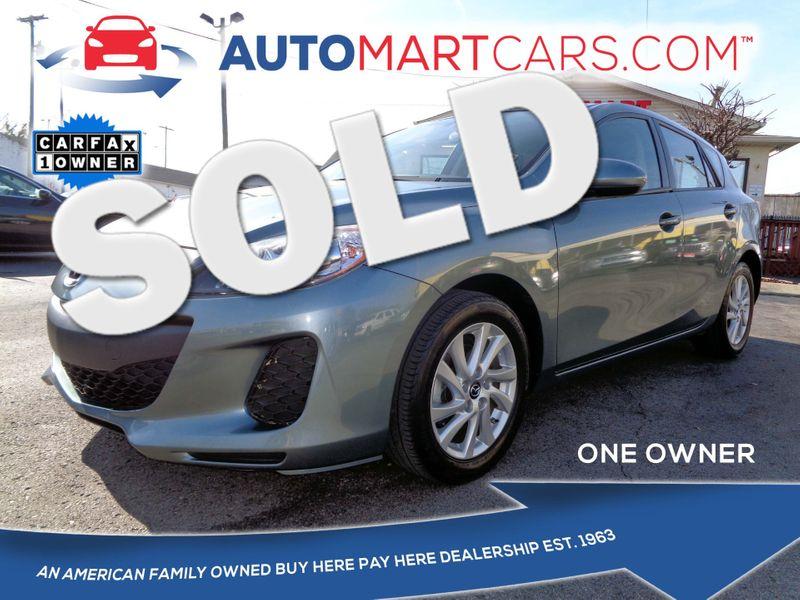 2013 Mazda Mazda3 i Touring | Nashville, Tennessee | Auto Mart Used Cars Inc. in Nashville Tennessee