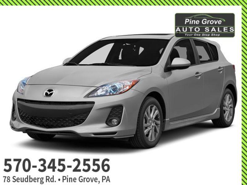 2013 Mazda Mazda3 i Touring   Pine Grove, PA   Pine Grove Auto Sales in Pine Grove, PA