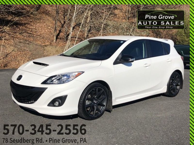 2013 Mazda Mazda3 Mazdaspeed3 Touring | Pine Grove, PA | Pine Grove Auto Sales in Pine Grove, PA