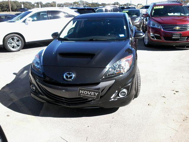 2013 Mazda Mazda3 Turbo Mazda speed3 Touring Boerne, Texas 2