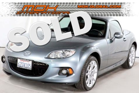 2013 Mazda MX-5 Miata Grand Touring - Hardtop - BOSE - XENON - Smart Key in Los Angeles