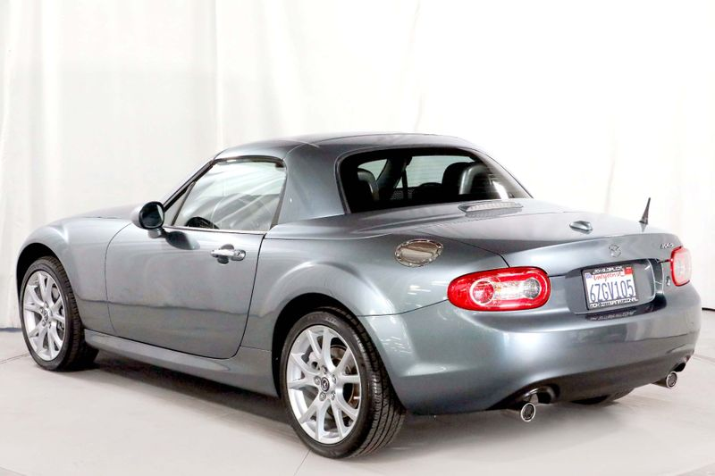 2013 Mazda MX-5 Miata Grand Touring - Hardtop - BOSE - XENON - Smart Key  city California  MDK International  in Los Angeles, California