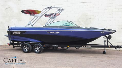 2013 Mb Sports F24 Tomcat 24' Wakeboard & Surf Boat w/2,400LB Ballast & GPS Cruise  in Eau Claire