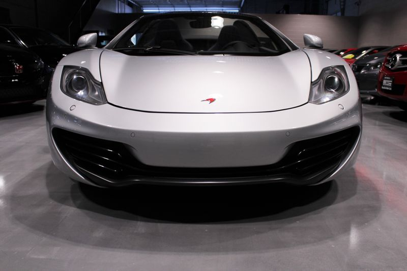 2013 Mclaren Automotive MP4-12C SPIDER  Lake Forest IL  Executive Motor Carz  in Lake Forest, IL