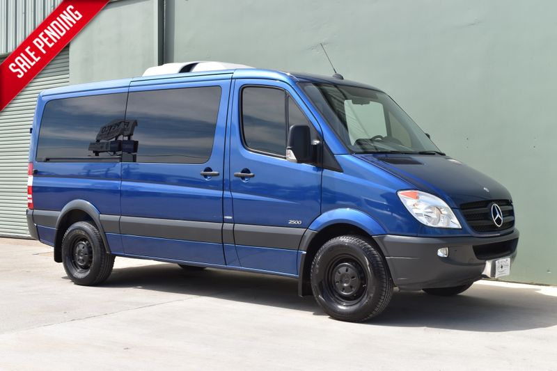 2013 Mercedes-Benz 2500 Sprinter Vans Std Roof | Arlington, TX | Lone Star Auto Brokers, LLC