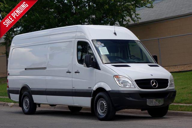 2013 Mercedes-Benz 2500 Sprinter Vans High Roof 170 wheelbase in Dallas, Texas 75220