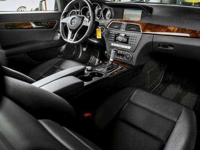 2013 Mercedes-Benz C 250 Sport Burbank, CA 11