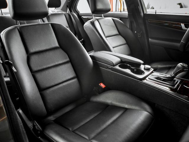2013 Mercedes-Benz C 250 Sport Burbank, CA 12