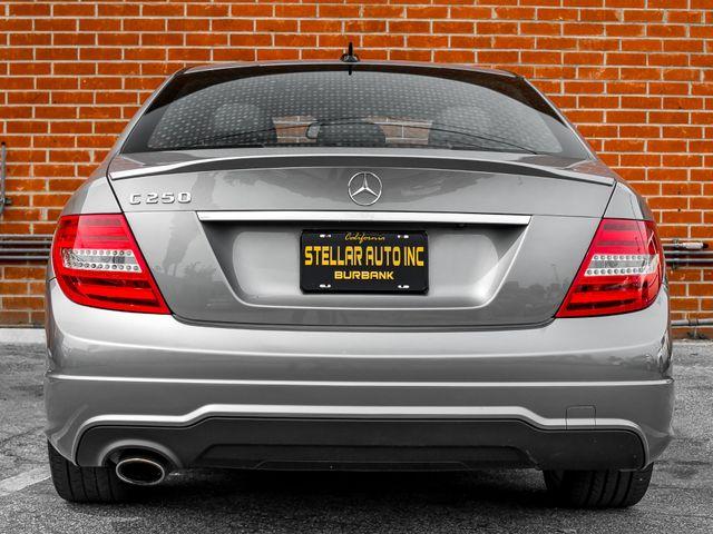 2013 Mercedes-Benz C 250 Sport Burbank, CA 3