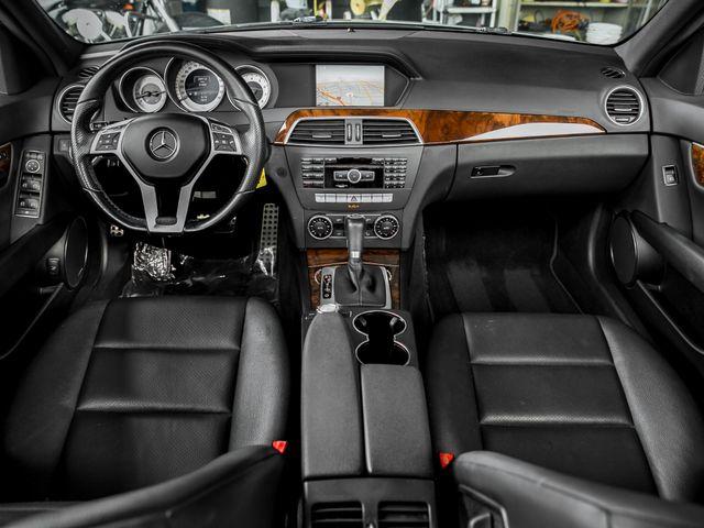 2013 Mercedes-Benz C 250 Sport Burbank, CA 8