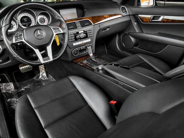 2013 Mercedes-Benz C 250 Sport Burbank, CA 9