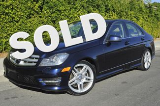 2013 Mercedes-Benz C 250 in Cathedral City, California