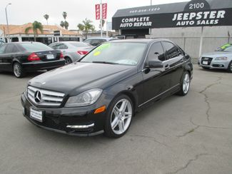 2013 Mercedes-Benz C 250 Sport in Costa Mesa California, 92627