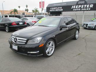 2013 Mercedes-Benz C 250 Sport in Costa Mesa California, 92627