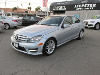 2013 Mercedes-Benz C 250 Sport in Costa Mesa, California 92627