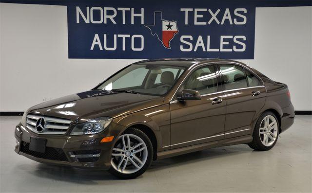 2013 Mercedes-Benz C 250 Sport in Dallas, TX 75247