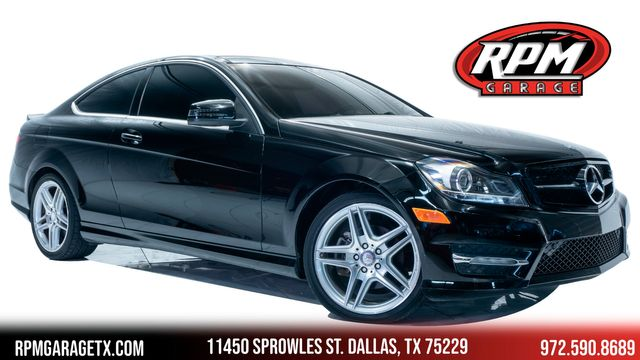 2013 Mercedes-Benz C 250 with Upgrades in Dallas, TX 75229