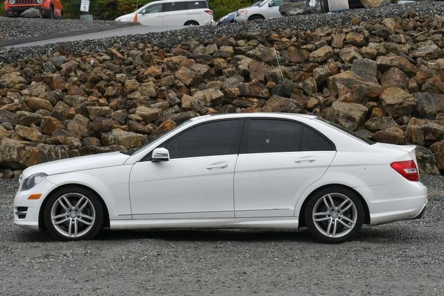 2013 Mercedes-Benz C 250 Naugatuck, Connecticut 1