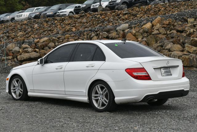 2013 Mercedes-Benz C 250 Naugatuck, Connecticut 2
