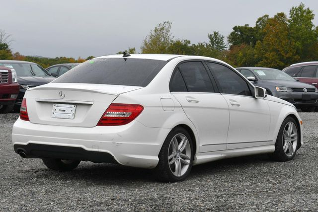 2013 Mercedes-Benz C 250 Naugatuck, Connecticut 4
