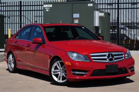 2013 Mercedes-Benz C 250 Sport* Sunroof* Nav* BU Cam* Heated Seats* EZ Fin* | Plano, TX | Carrick's Autos in Plano, TX