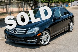 2013 Mercedes-Benz C 250 Luxury Reseda, CA