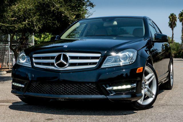 2013 Mercedes-Benz C 250 Luxury Reseda, CA 2