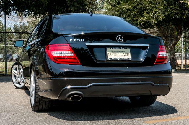 2013 Mercedes-Benz C 250 Luxury Reseda, CA 7