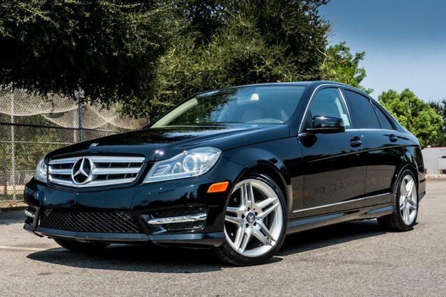 2013 Mercedes-Benz C 250 Luxury Reseda, CA 1