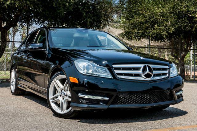 2013 Mercedes-Benz C 250 Luxury Reseda, CA 46