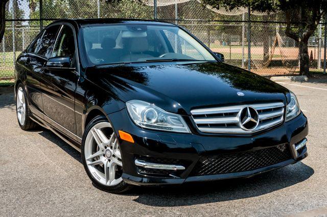 2013 Mercedes-Benz C 250 Luxury Reseda, CA 45