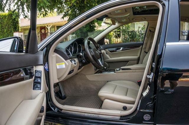 2013 Mercedes-Benz C 250 Luxury Reseda, CA 13