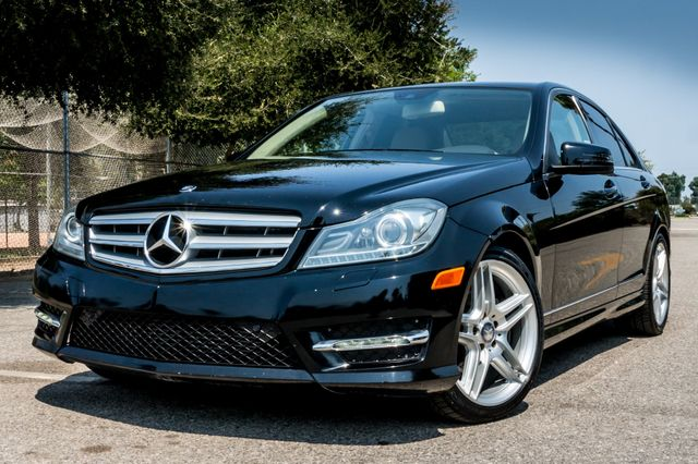 2013 Mercedes-Benz C 250 Luxury Reseda, CA 43