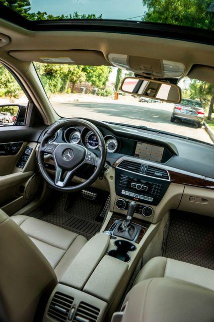 2013 Mercedes-Benz C 250 Luxury Reseda, CA 36