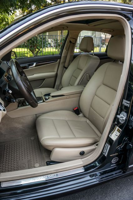 2013 Mercedes-Benz C 250 Luxury Reseda, CA 30