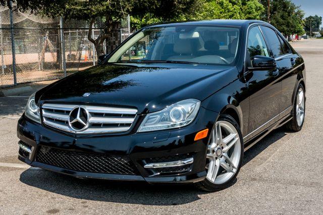2013 Mercedes-Benz C 250 Luxury Reseda, CA 44