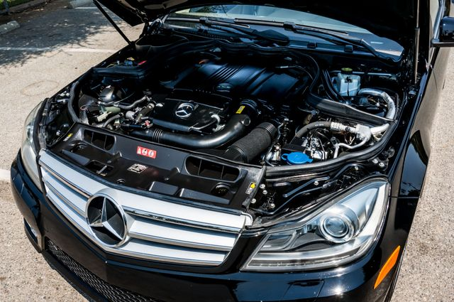 2013 Mercedes-Benz C 250 Luxury Reseda, CA 38