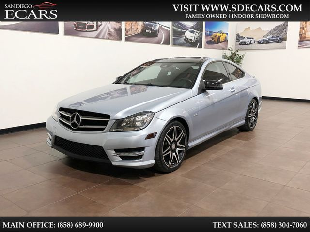 2013 Mercedes-Benz C 250 in San Diego, CA 92126
