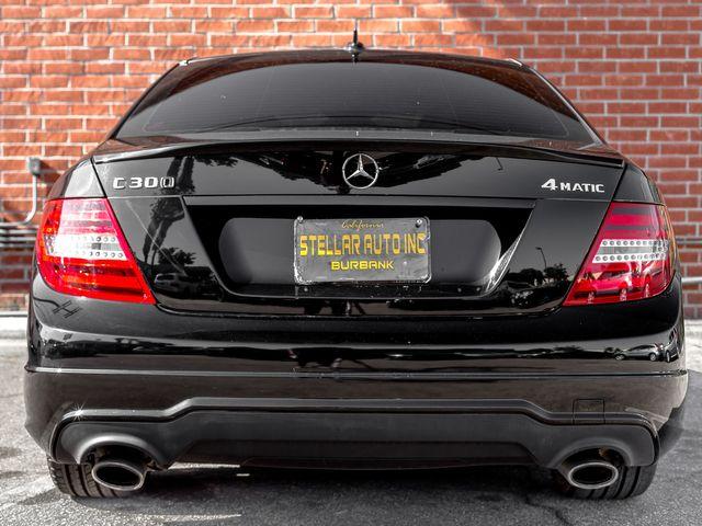 2013 Mercedes-Benz C 300 Sport Burbank, CA 3