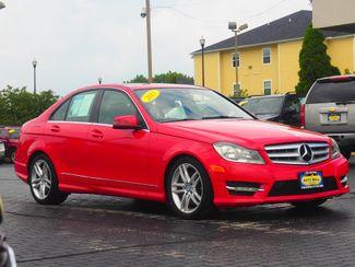 2013 Mercedes-Benz C300 Sport | Champaign, Illinois | The Auto Mall of Champaign in Champaign Illinois