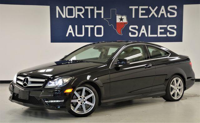 2013 Mercedes-Benz C 350 in Dallas, TX 75247