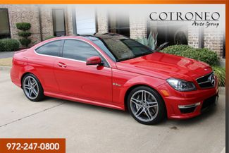 2013 Mercedes-Benz C 63 AMG Coupe in Addison TX, 75001