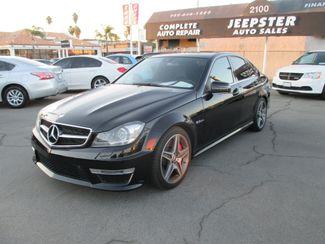 2013 Mercedes-Benz C 63 AMG in Costa Mesa California, 92627