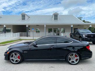2013 Mercedes-Benz C 63 AMG C63 CARBON FIBER RED CALIPERS SUEDE PANO  Plant City Florida  Bayshore Automotive   in Plant City, Florida