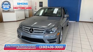 2013 Mercedes-Benz C-CLASS C300 4MATIC in Akron, OH 44320