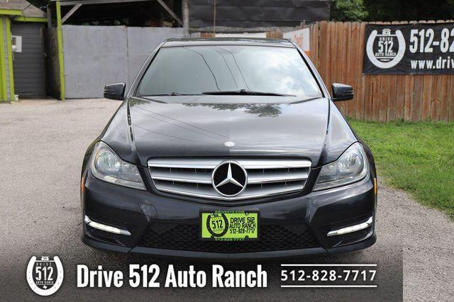 2013 Mercedes-Benz C-CLASS C250 in Austin, TX 78745