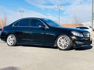 2013 Mercedes-Benz C-Class C300 4MATIC Sport Sedan LINDON, UT 1