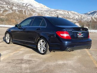 2013 Mercedes-Benz C-Class C300 4MATIC Sport Sedan LINDON, UT 2